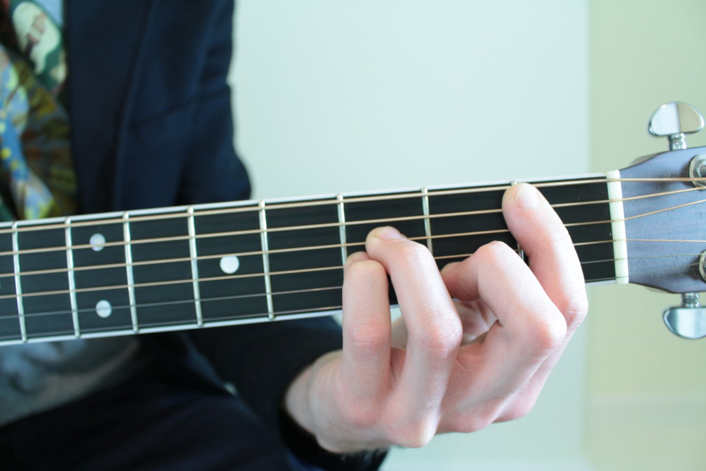 B Minor Bar Chord For Guitar Fingerstyle Guitar Lessons