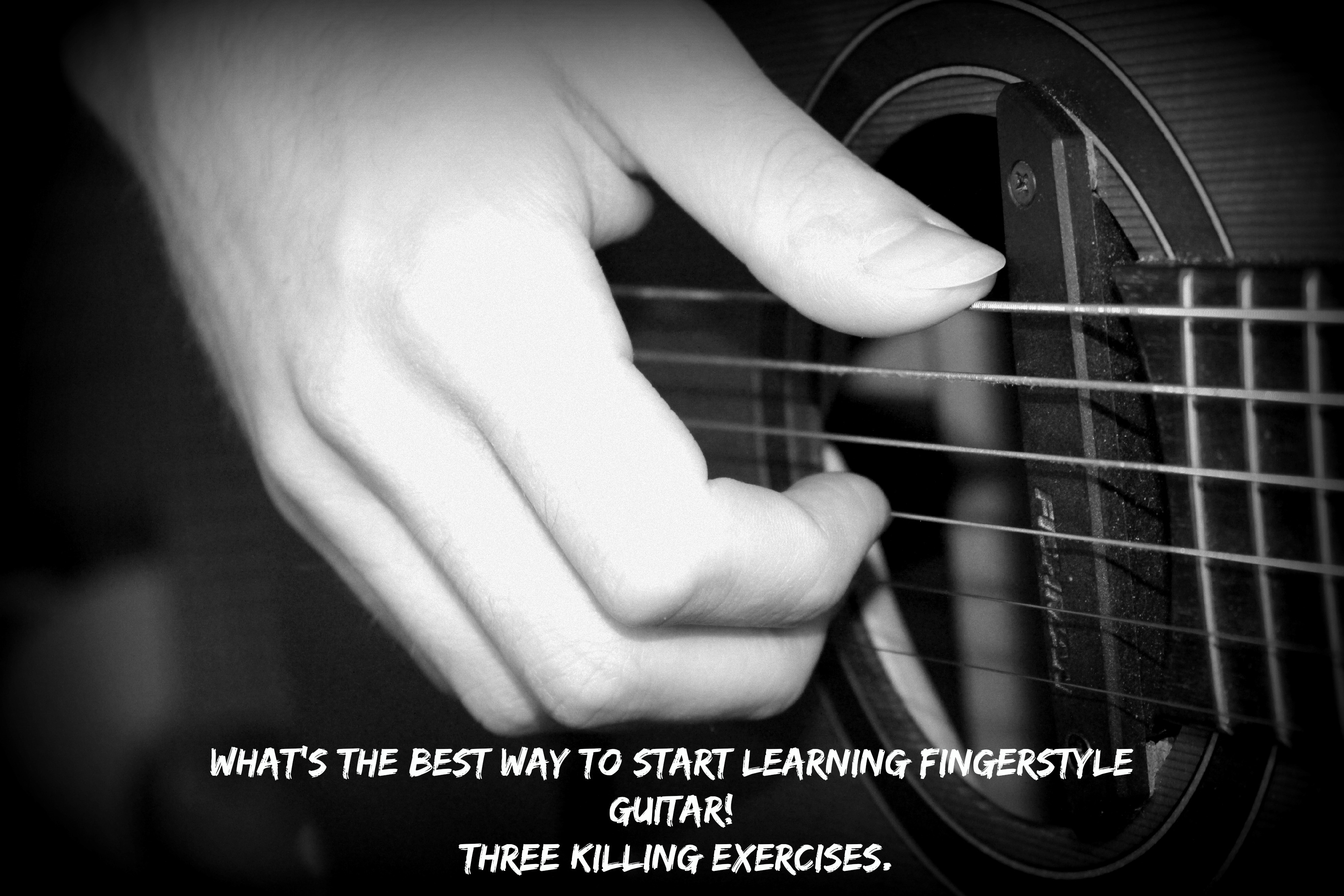 Fingerstyle Guitar Lessons - Learn Fingerstyle Guitar ...