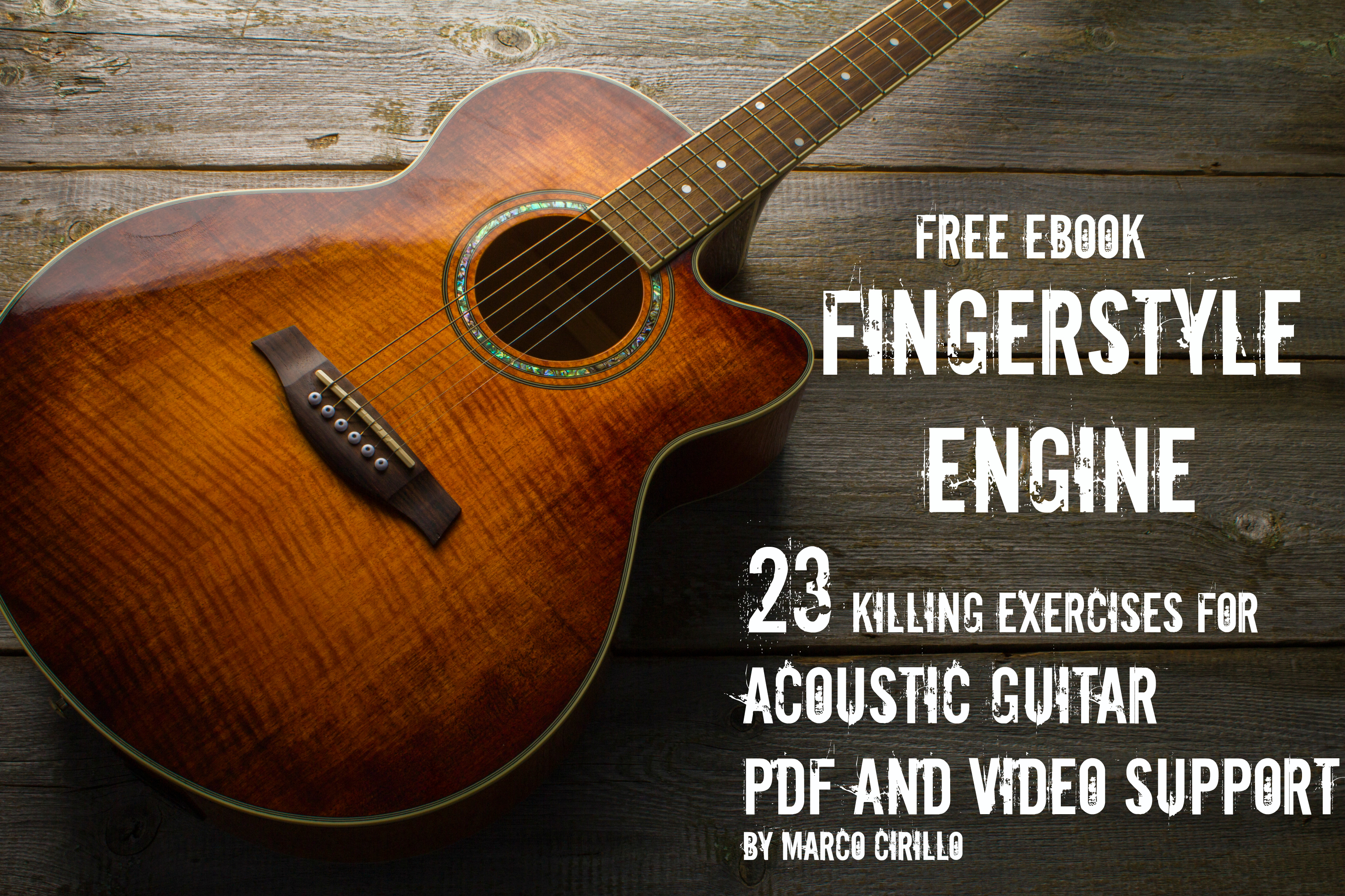 23GoodFingerstyle Engine - FINGERSTYLE GUITAR LESSONS